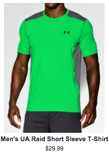 Andy Murray Australian Open 2015 Under Armour  shirt