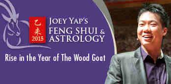 Joey Yap Feng Shui Expert