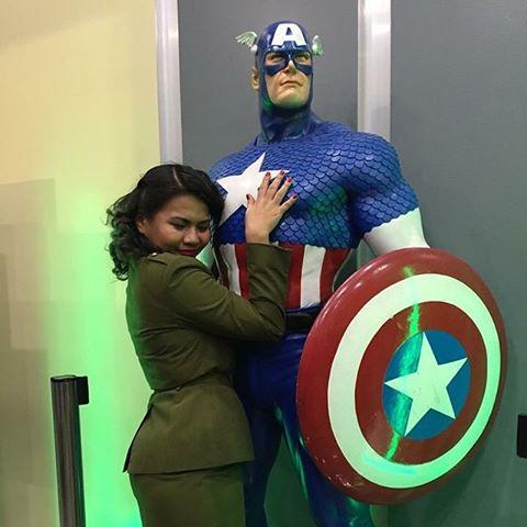 Captain America Nexcon