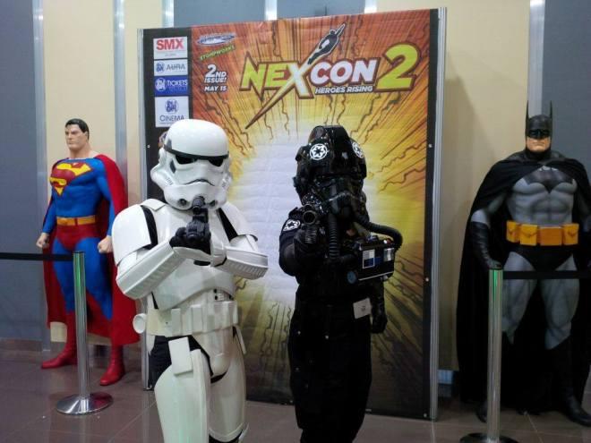 NexCon 2 at SMX Taguig