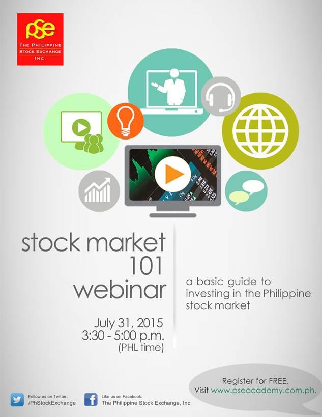 PSE Stock Market 101 Webinar