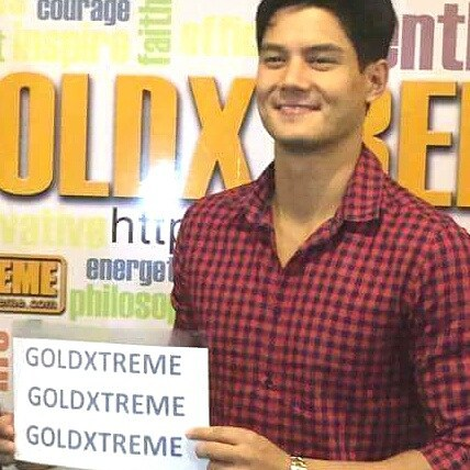 Daniel Matsunaga for Goldxtreme