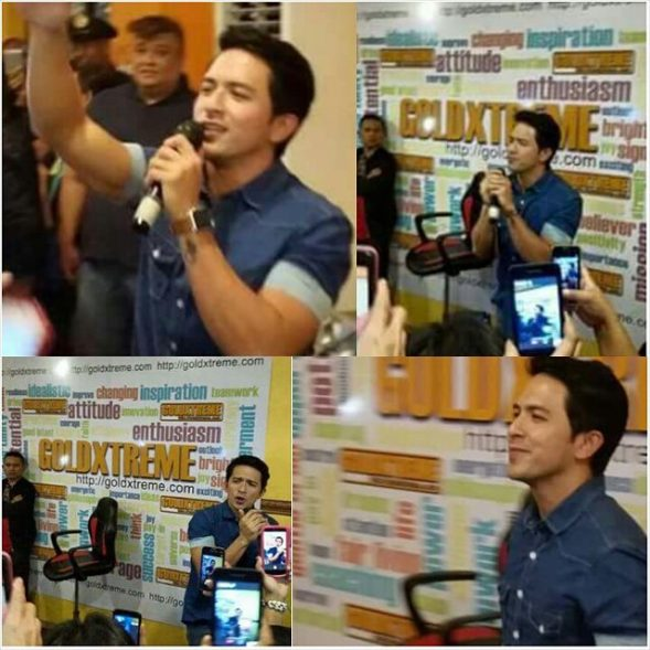 Dennis Trillo for Goldxtreme