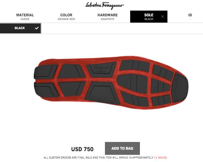 Soles Ferragamo Driver Shoes